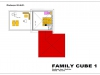 projekt rodinného domu family cube 1 podorys 3 np