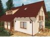 projekt malého domu xm4