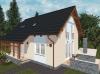 projekt malého domu xm4a