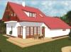 projekt stredne veľkého rodinného domu  xs2