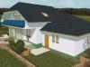 projekt veľkého rodinného domu xv1