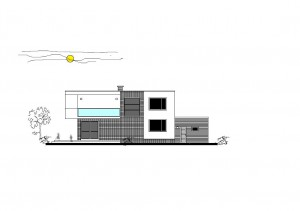 katalógový projekt nízkoenergetického murovaného rodinného domu Family Idea C
