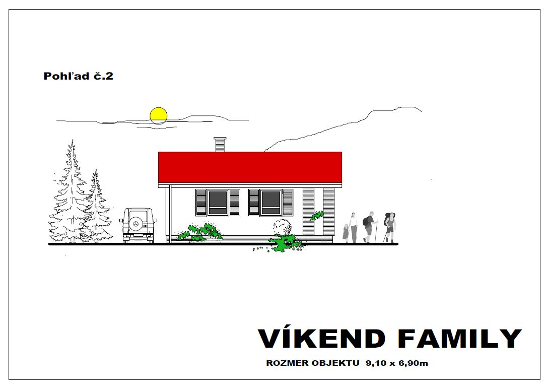 Víkend Family